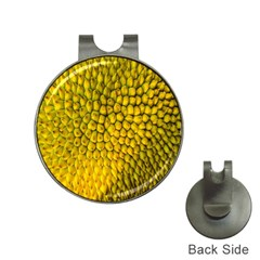 Jack Shell Jack Fruit Close Hat Clips with Golf Markers
