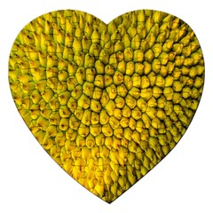 Jack Shell Jack Fruit Close Jigsaw Puzzle (heart)