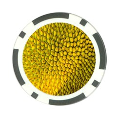 Jack Shell Jack Fruit Close Poker Chip Card Guard (10 Pack)