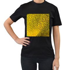 Jack Shell Jack Fruit Close Women s T Shirt (black)