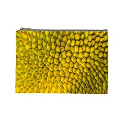 Jack Shell Jack Fruit Close Cosmetic Bag (large)