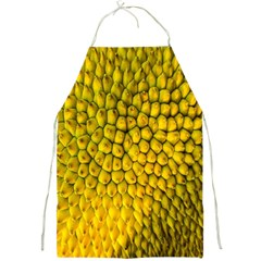 Jack Shell Jack Fruit Close Full Print Aprons
