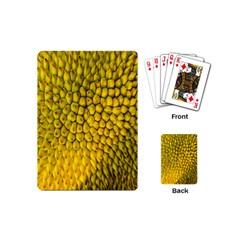 Jack Shell Jack Fruit Close Playing Cards (Mini)
