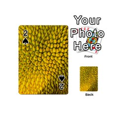Jack Shell Jack Fruit Close Playing Cards 54 (mini)