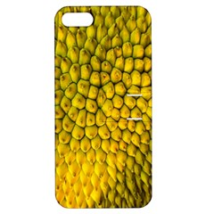 Jack Shell Jack Fruit Close Apple iPhone 5 Hardshell Case with Stand