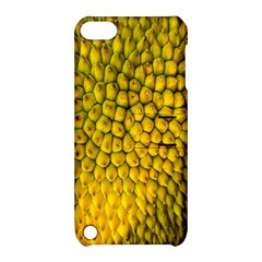Jack Shell Jack Fruit Close Apple Ipod Touch 5 Hardshell Case With Stand