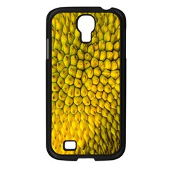 Jack Shell Jack Fruit Close Samsung Galaxy S4 I9500/ I9505 Case (Black)