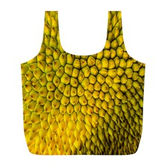 Jack Shell Jack Fruit Close Full Print Recycle Bags (l)
