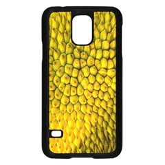 Jack Shell Jack Fruit Close Samsung Galaxy S5 Case (Black)