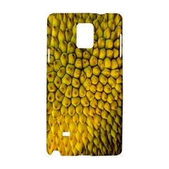 Jack Shell Jack Fruit Close Samsung Galaxy Note 4 Hardshell Case