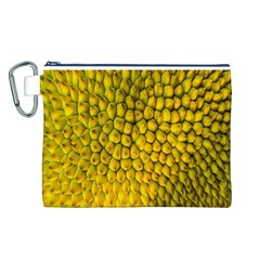 Jack Shell Jack Fruit Close Canvas Cosmetic Bag (l)