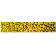 Jack Shell Jack Fruit Close Flano Scarf (large)