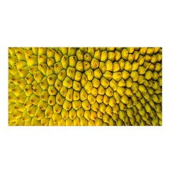 Jack Shell Jack Fruit Close Satin Shawl