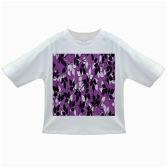 Floral Pattern Background Infant/toddler T Shirts