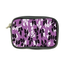Floral Pattern Background Coin Purse