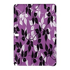 Floral Pattern Background Samsung Galaxy Tab Pro 10 1 Hardshell Case