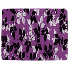 Floral Pattern Background Jigsaw Puzzle Photo Stand (Rectangular)