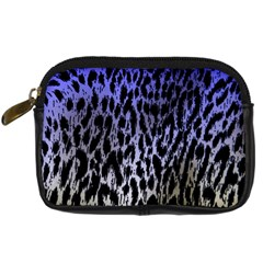 Fabric Animal Motifs Digital Camera Cases