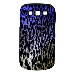 Fabric Animal Motifs Samsung Galaxy S Iii Classic Hardshell Case (pc+silicone)