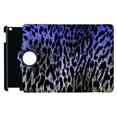 Fabric Animal Motifs Apple Ipad 3/4 Flip 360 Case