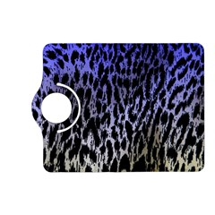 Fabric Animal Motifs Kindle Fire Hd (2013) Flip 360 Case