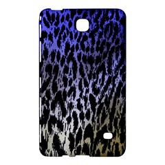 Fabric Animal Motifs Samsung Galaxy Tab 4 (7 ) Hardshell Case