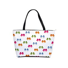 Pattern Birds Cute Design Nature Shoulder Handbags