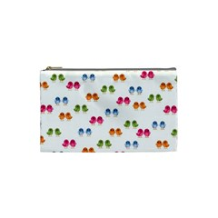 Pattern Birds Cute Design Nature Cosmetic Bag (small)