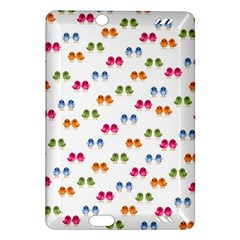 Pattern Birds Cute Design Nature Amazon Kindle Fire HD (2013) Hardshell Case