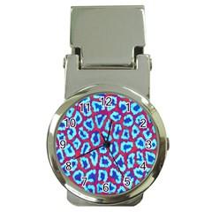 Animal Tissue Money Clip Watches