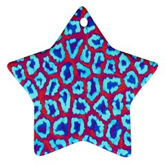 Animal Tissue Star Ornament (two Sides)