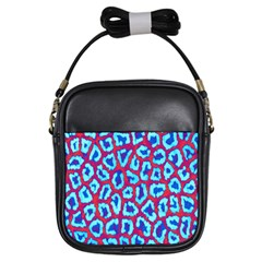 Animal Tissue Girls Sling Bags