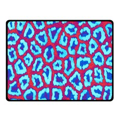 Animal Tissue Fleece Blanket (small)