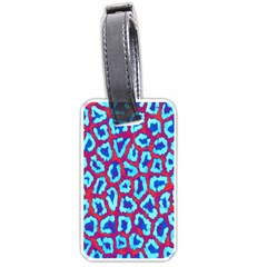 Animal Tissue Luggage Tags (one Side)