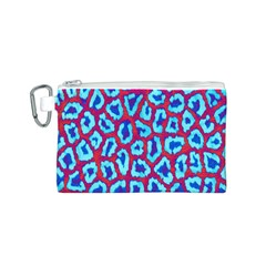 Animal Tissue Canvas Cosmetic Bag (s)