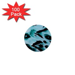 Animal Cruelty Pattern 1  Mini Buttons (100 Pack)