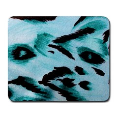 Animal Cruelty Pattern Large Mousepads