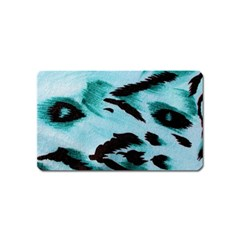 Animal Cruelty Pattern Magnet (Name Card)