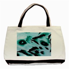 Animal Cruelty Pattern Basic Tote Bag
