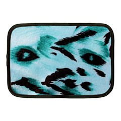 Animal Cruelty Pattern Netbook Case (medium)
