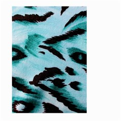 Animal Cruelty Pattern Large Garden Flag (two Sides)