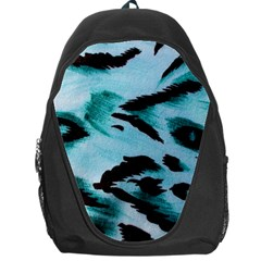 Animal Cruelty Pattern Backpack Bag