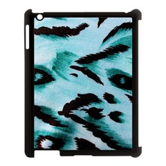 Animal Cruelty Pattern Apple Ipad 3/4 Case (black)