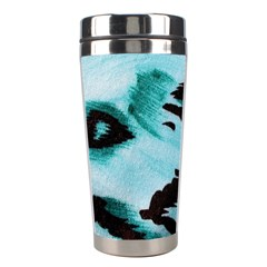 Animal Cruelty Pattern Stainless Steel Travel Tumblers