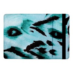 Animal Cruelty Pattern Samsung Galaxy Tab Pro 10 1  Flip Case