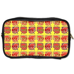 Funny Faces Toiletries Bags 2 Side
