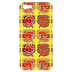 Funny Faces Apple iPhone 5 Hardshell Case