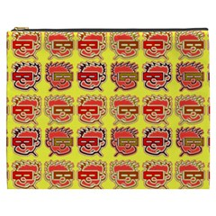 Funny Faces Cosmetic Bag (xxxl)