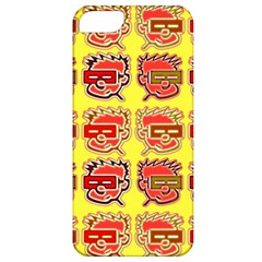Funny Faces Apple Iphone 5 Classic Hardshell Case
