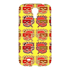 Funny Faces Samsung Galaxy S4 I9500/i9505 Hardshell Case